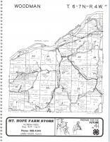 Map Image 033, Grant County 1982